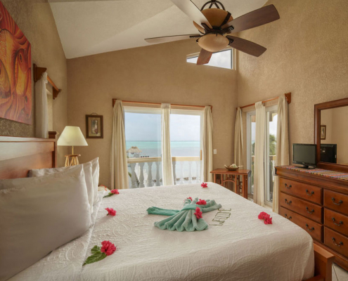 Pelican Reef Villas Bedroom